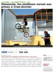 Dauphine pages sports 23 mai avant trial